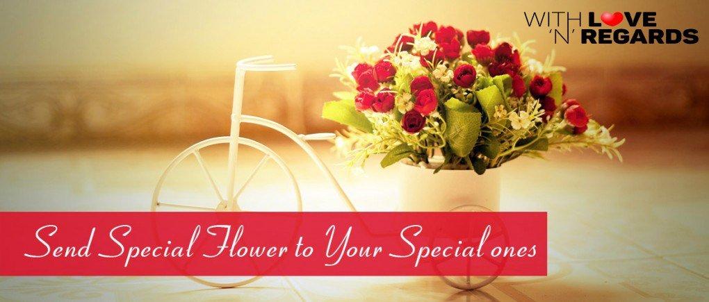 Withlovenregards - Online Flower Delivery in India | StartUs