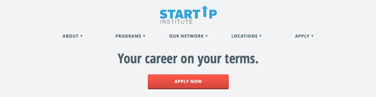 Startup Institute Startus