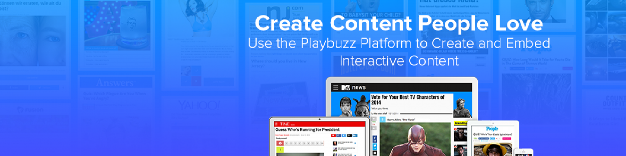 Playbuzz quizzes - YouTube