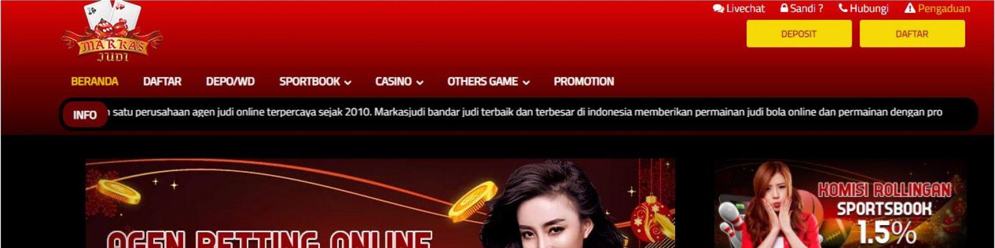 Markasjudi Situs Poker Online Poker Uang Asli Startus