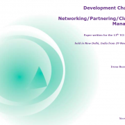 Development Challenges in Networking/Partnering/Clustering Management